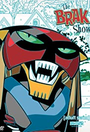 The Brak Show Poster - TV Show Forum, Cast, Reviews