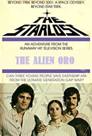 The Starlost: The Alien Oro Poster