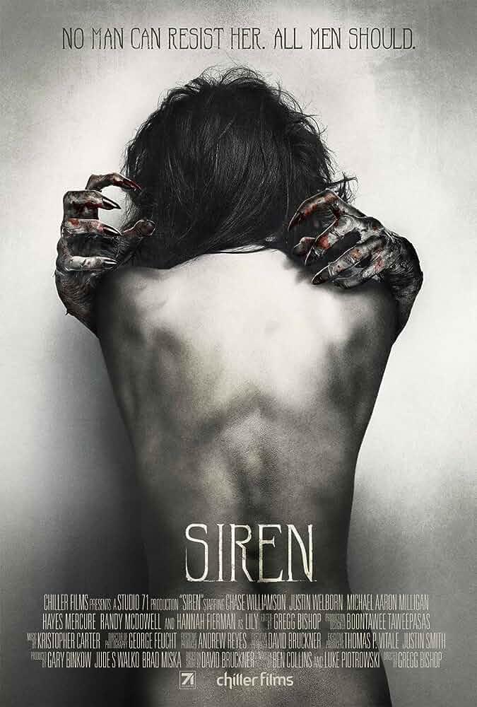 Poster SiREN (2016) Full English Movie Download HD