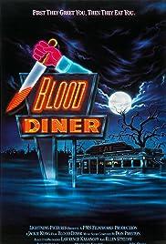Blood Diner(1987) Poster - Movie Forum, Cast, Reviews