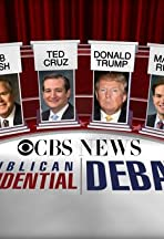 CBS News Republican Presidential Debate