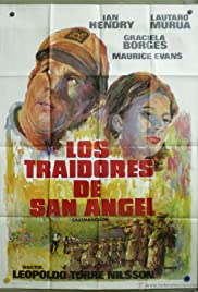 Los traidores de San Ángel Poster