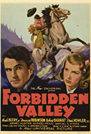 Forbidden Valley Poster