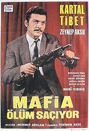Mafia ölüm saçiyor Poster