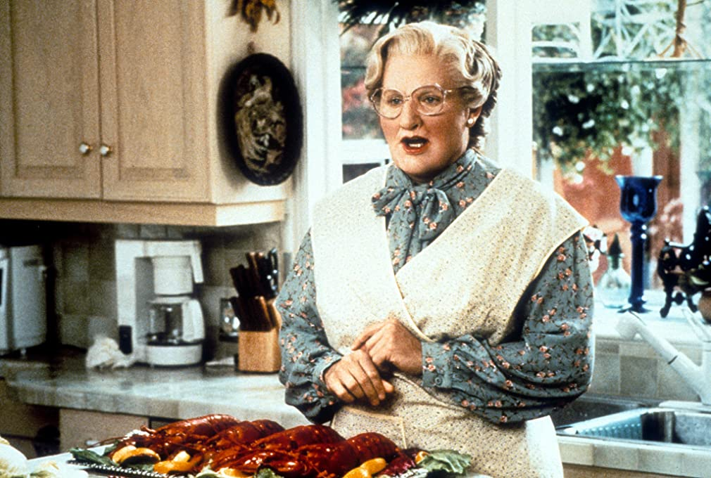 Watch Mrs. Doubtfire the full movie online for free
