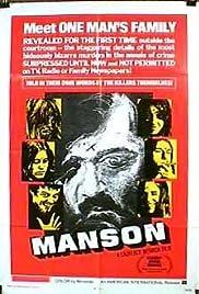 Manson(1973) Poster - Movie Forum, Cast, Reviews
