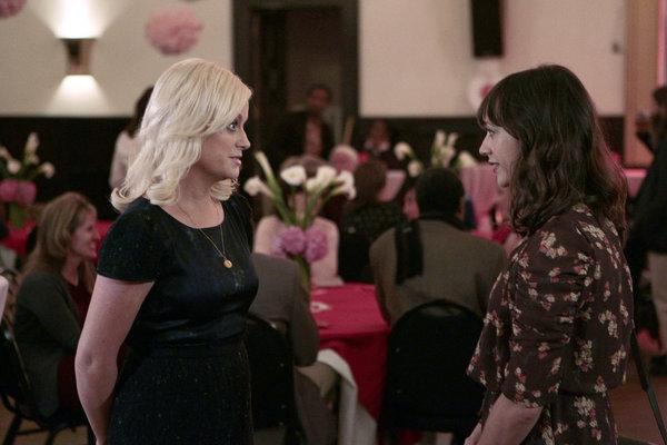 Rashida Jones and Amy Poehler in Parks and Recreation (2009)