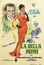 La bella Mimí Poster
