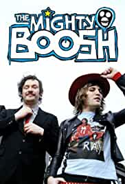 The Mighty Boosh tv poster