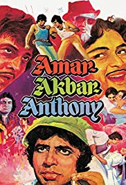 Amar Akbar Anthony Poster