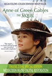 Anne of Green Gables: The Sequel - MiniSeason (1987) poster