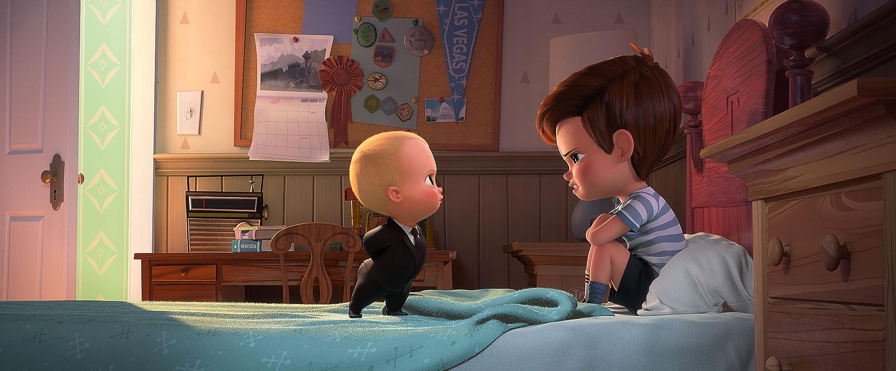 تحميل ومشاهدة فيلم The Boss Baby 2017 1080p WEB-DL مترجم كامل