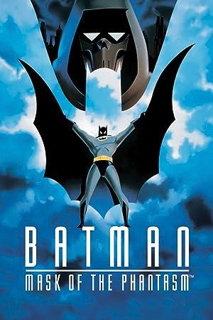 Poster Batman und das Phantom