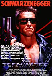 The Terminator (1984) BluRay 720p 870MB (Dual Audio Hindi English) mkv