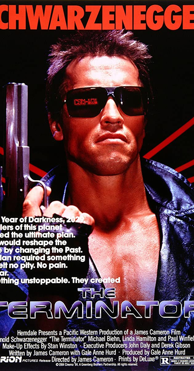 Terminatorius / The Terminator (1984) Online