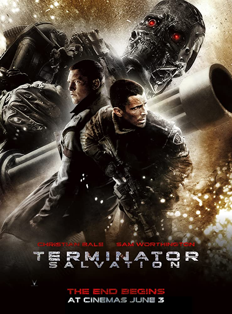 Terminator Salvation (2009) Tagalog Dubbed