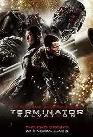 Terminator Salvation (2009) BluRay 720p 950MB Dual Audio (Hindi – English) mkv