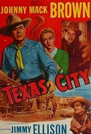 Texas City Poster