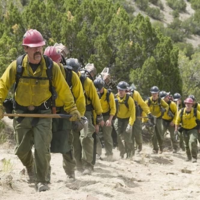 Josh Brolin in Only the Brave (2017)
