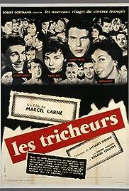 Les tricheurs(1958) Poster - Movie Forum, Cast, Reviews
