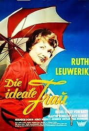 Die ideale Frau Poster