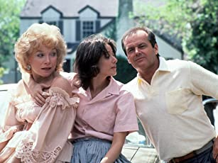 Jack Nicholson, Shirley MacLaine, and Debra Winger in Tendres passions (1983)