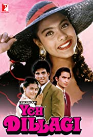 Yeh Dillagi (1994) Poster - Movie Forum, Cast, Reviews