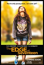 The Edge of Seventeen (2016) Poster - Movie Forum, Cast, Reviews