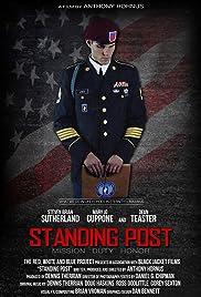 Standing Post (2014) - Short, Drama.