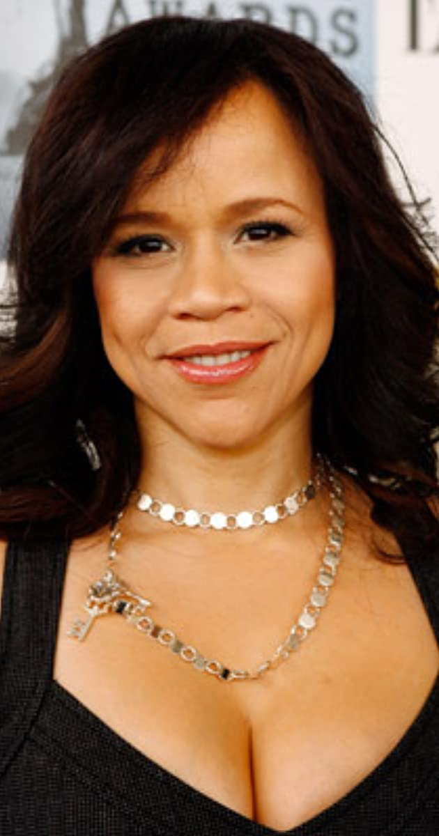 how tall is rosie perez