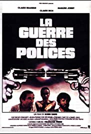 The Police War Poster