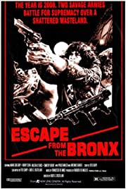 Escape from the Bronx (1983) Poster - Movie Forum, Cast, Reviews