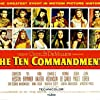 Charlton Heston, Edward G. Robinson, Judith Anderson, Anne Baxter, Yul Brynner, Yvonne De Carlo, John Derek, Nina Foch, Vincent Price, Cedric Hardwicke, Debra Paget, and Martha Scott in The Ten Commandments (1956)