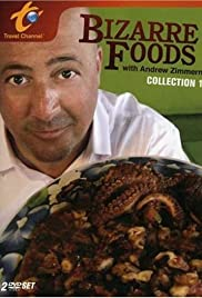 Bizarre Foods with Andrew Zimmern Poster