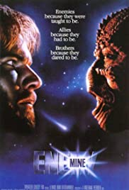 Enemy Mine (1985) Poster - Movie Forum, Cast, Reviews
