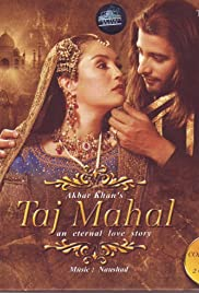 Taj Mahal: An Eternal Love Story Poster