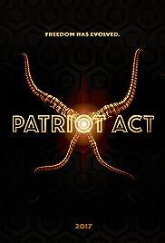 Patriot Act(2018) Poster - Movie Forum, Cast, Reviews