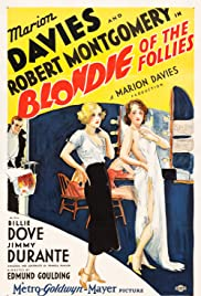 Blondie of the Follies(1932) Poster - Movie Forum, Cast, Reviews