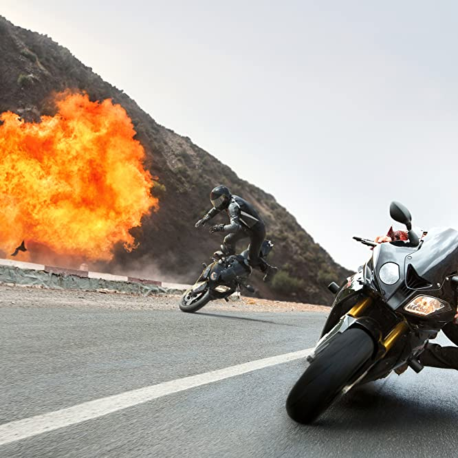 Tom Cruise in Mission: Impossible - Rogue Nation (2015)