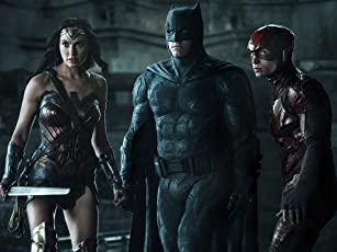 Gear Up For Justice League