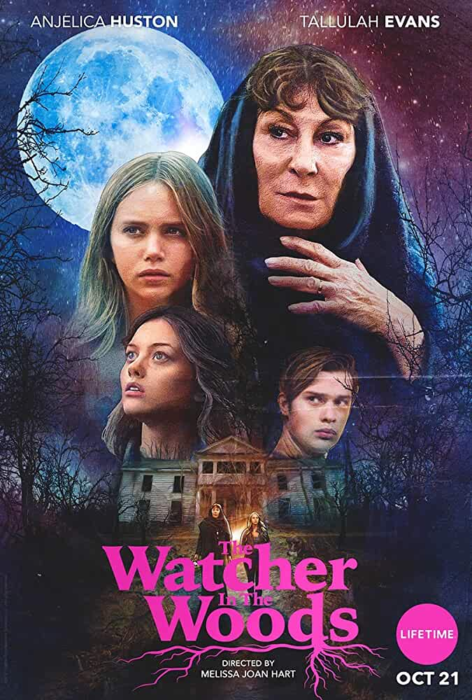 The Watcher in the Woods 2017 English 720p WEB-DL full movie watch online free download at movies365.lol