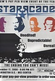 World Championship Wrestling: Starrcade Poster