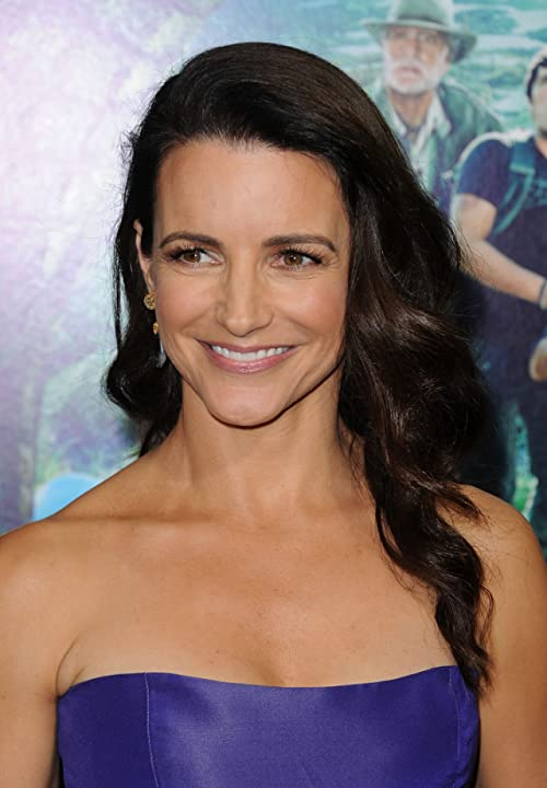 Kristin Davis at Journey 2: The Mysterious Island (2012)