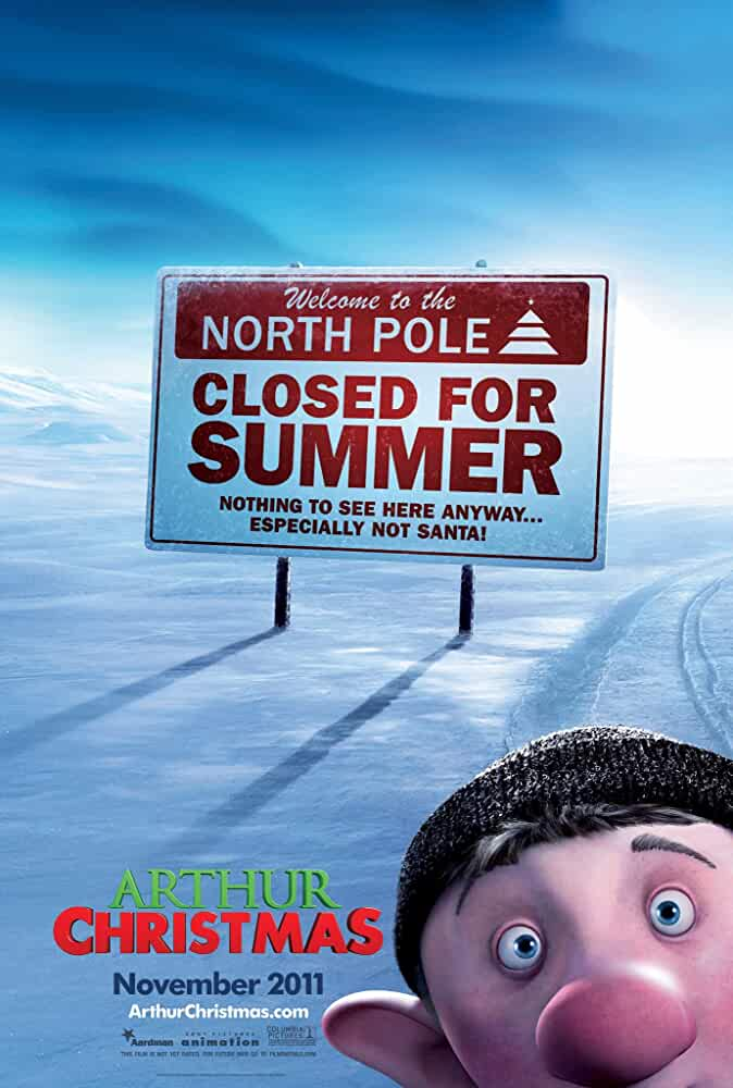 Arthur Christmas 2011 Hindi Dual Audio 480p BRRip full movie watch online freee download at movies365.org