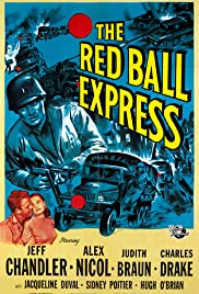 Red Ball Express Poster
