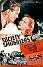 Society Smugglers (1939) Poster