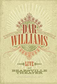 Dar Williams: Live at Bearsville Theater Poster