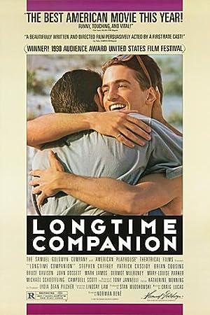 Longtime Companion Poster