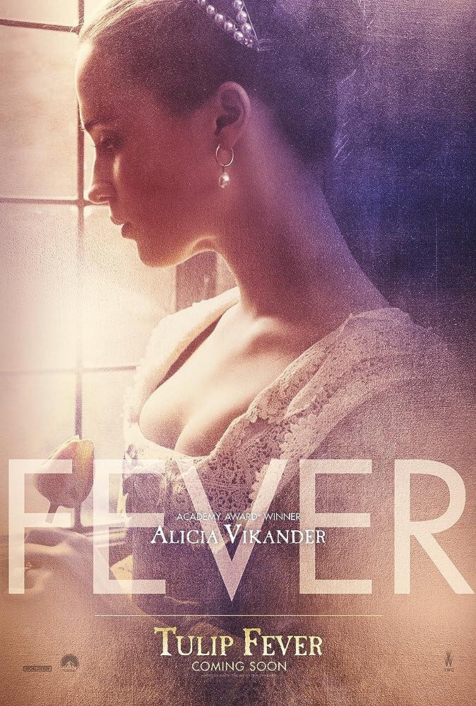Tulip Fever film poster