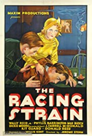 The Racing Strain Poster